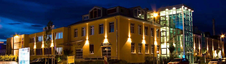 Gebäude Urologie Emmendingen