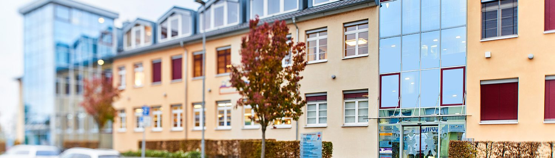 Praxisgebäude Urologie Emmendingen Milchhofstraße 1b 79312 Emmendingen